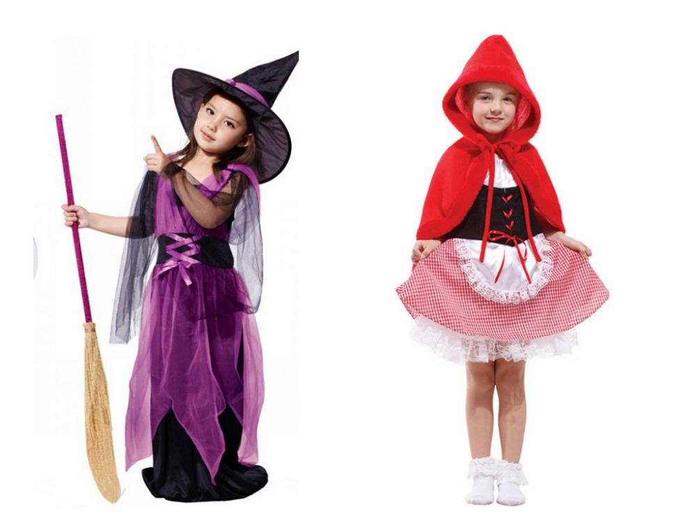 фото костюмы на хэллоуин для детей
