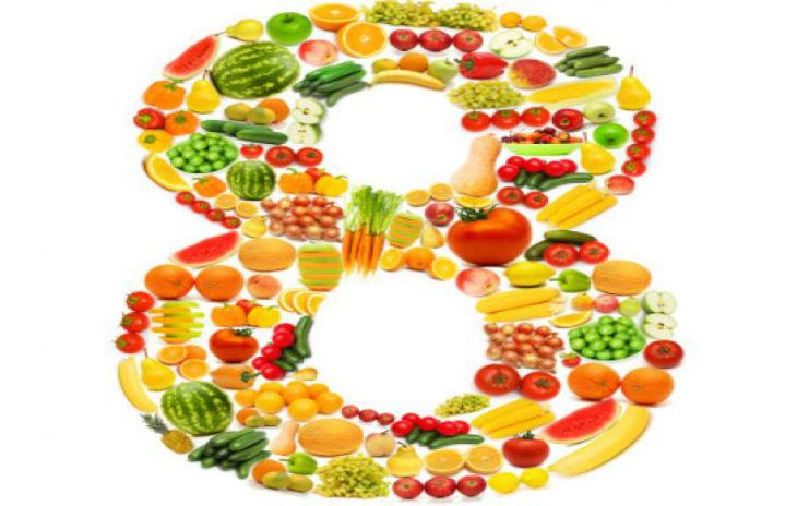 Меню диеты 8 при разной степени ожирения для похудения на неделю и.