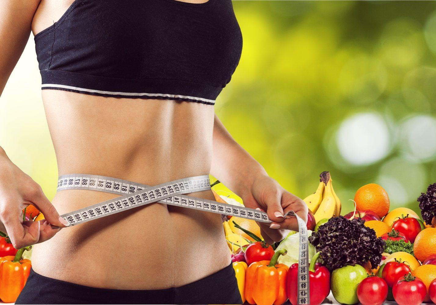 Как похудеть постепенно правильно