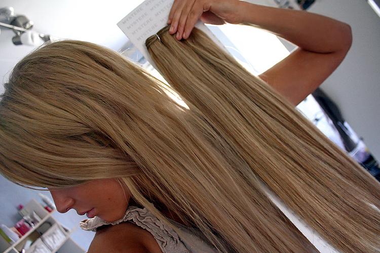 Сколько стоят накладные волосы на заколках искусственные