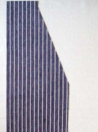фартук из ткани