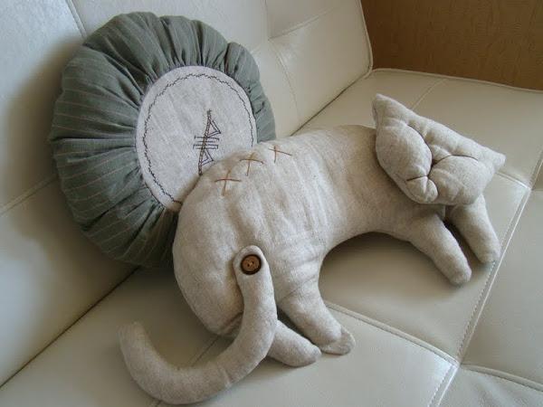 Выкройки декоративных подушек своими руками