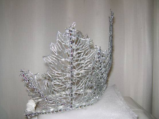 корона своими руками из фольги