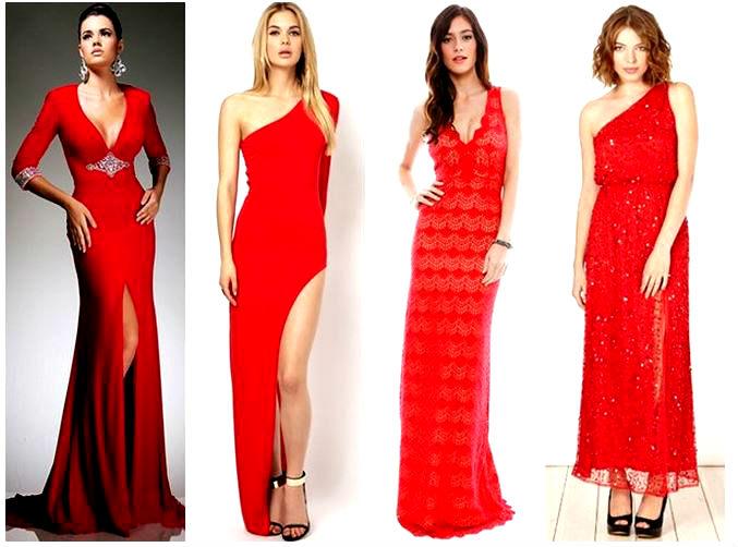 Красивые платья на новый год 2017 для женщин