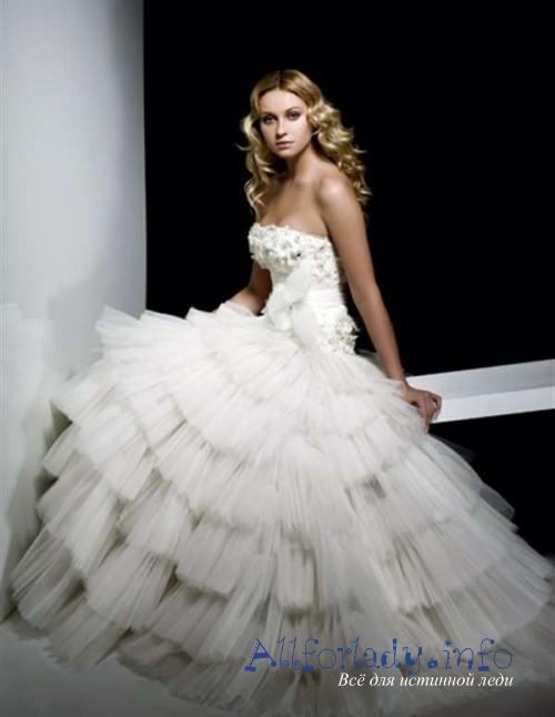Также можете просмотреть ещё некоторые модели свадебных платьев