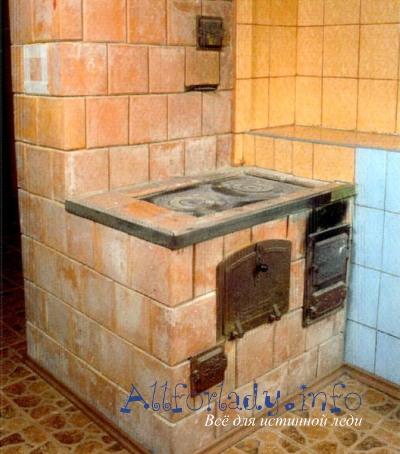 Банная печь своими руками из металла чертеж