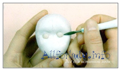 Кукольные глазки