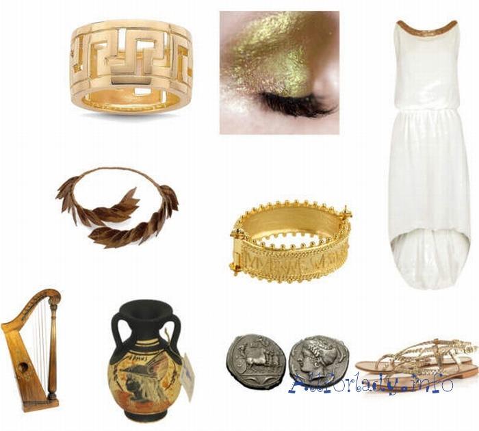 Украшения Для Греческого Платья