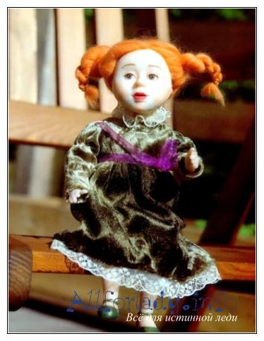 Одеваем куклу своими руками