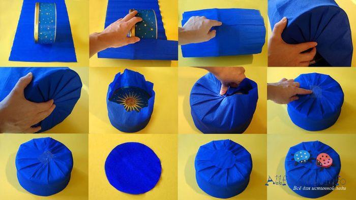 Как сделать маску поросенка из бумаги своими