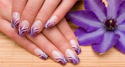 Модный дизайн ногтей 2015
