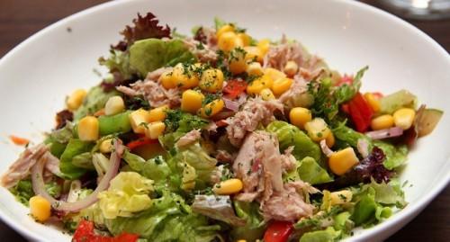 рецепты вкусных салатов без майонеза и сметаны