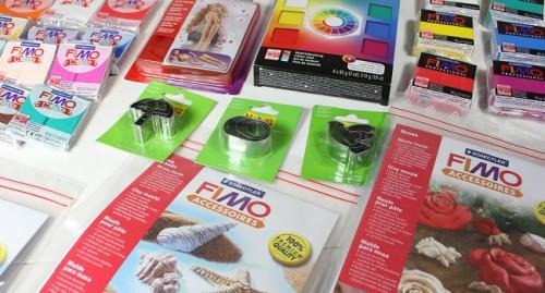 Какие выбрать инструменты для полимерной глины?