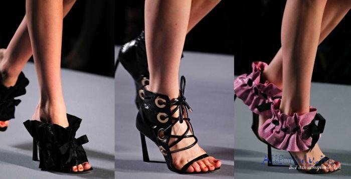 Какой будет модная женская летняя обувь в 2013 году. На чём остановить свой  выбор  54e101cbda4