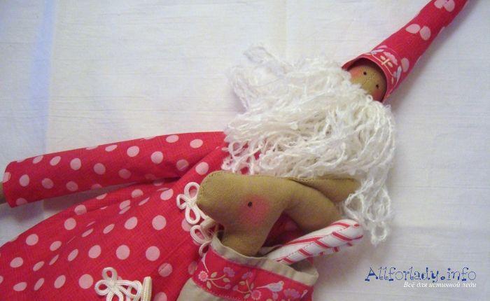 Эксклюзивные куклы своими руками. Знакомьтесь: «Я - Санта Клаус»