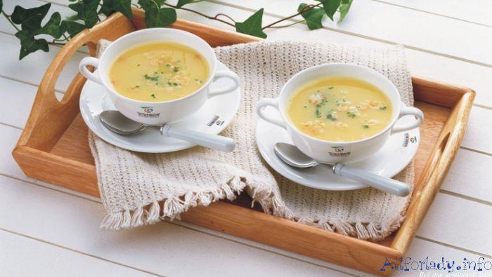 Пошаговые рецепты первых блюд с фото