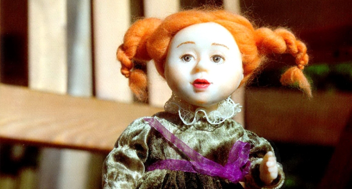 Как бы сделать куклы из пластики 90