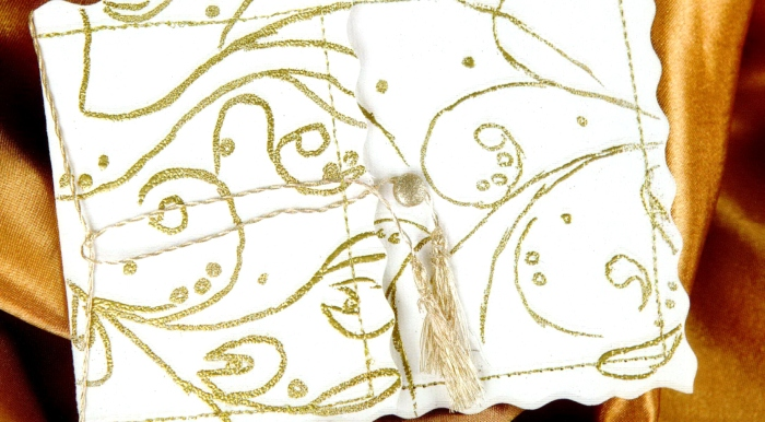 Как сделать подарочный конверт для денег своими руками