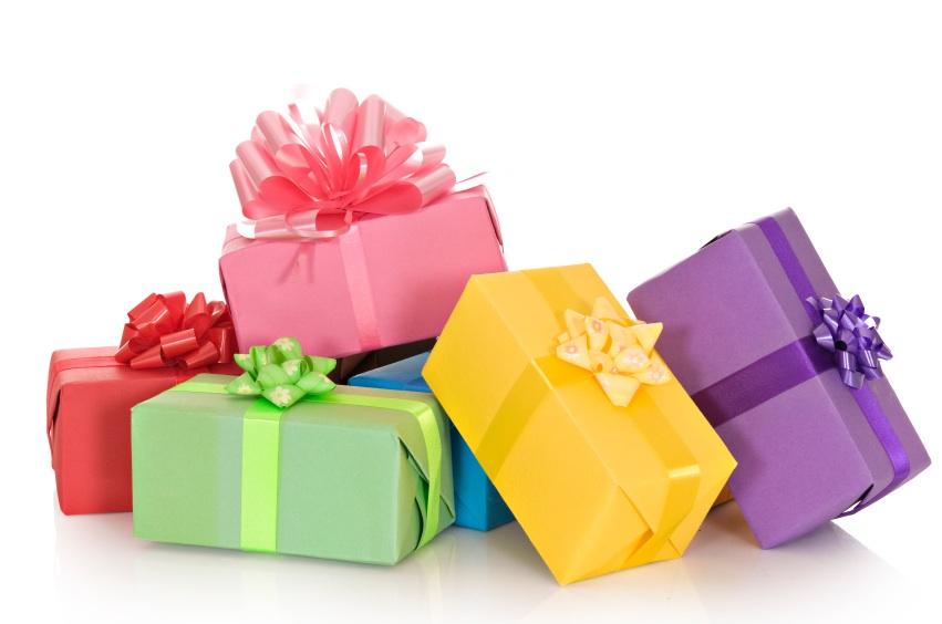 Подарок перед днем рождения 532