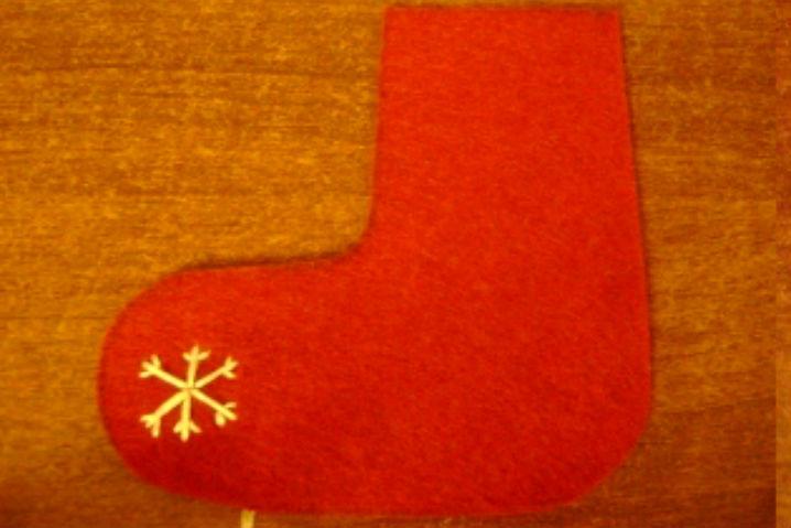сувенирный носок