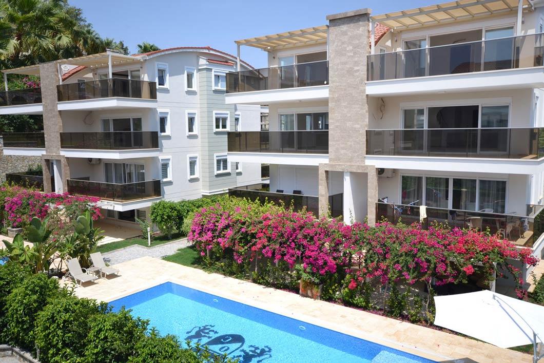 Недорогое жилье в турции дома купить