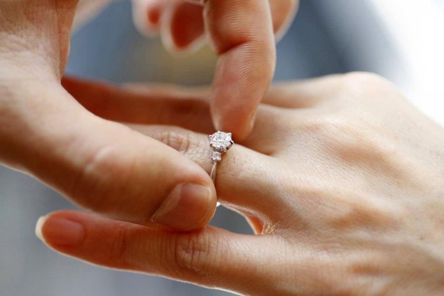 Узнать размер кольца просто